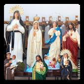 Oraciónes a los Santos