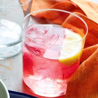 Cranberry Cocktails.