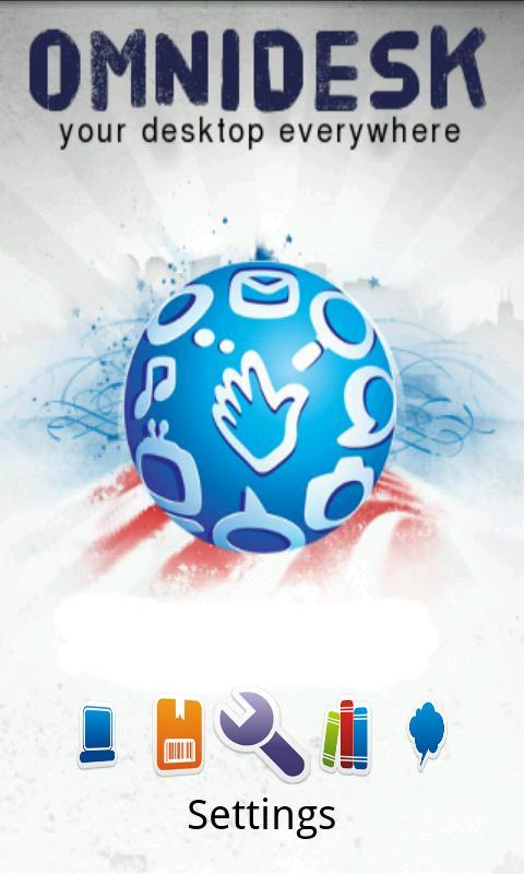 OmniDesk - screenshot