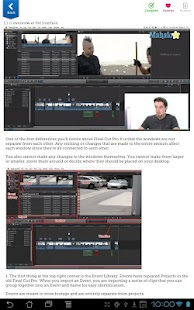 Learn Final Cut Pro X FREE- screenshot thumbnail