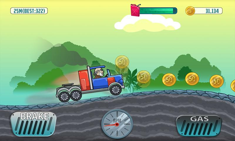 Mountain Car Climb Android Apps On Google Play
