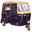 Chennai Auto Rickshaw Fare logo