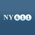 NY 411 logo