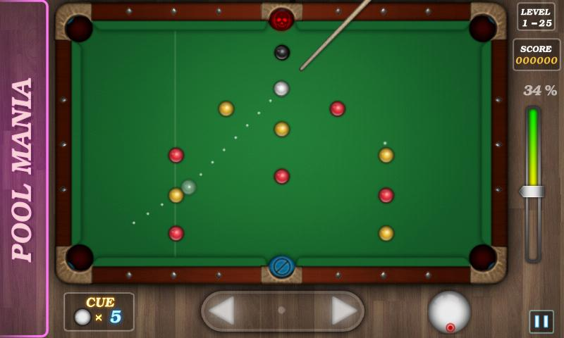 Pool Mania - screenshot