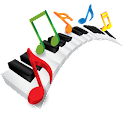 Preschool Kids Fun Piano Game icon