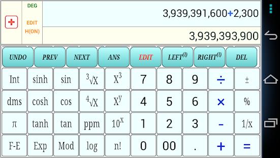 Total Calculator - screenshot thumbnail
