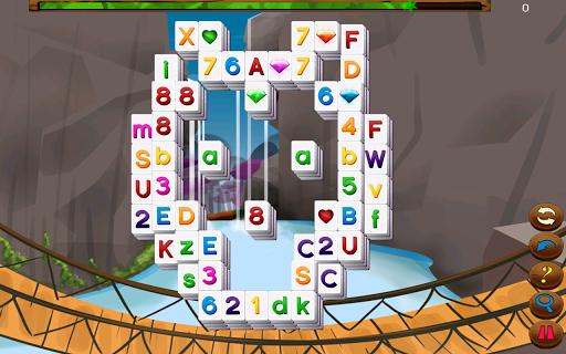 Letter Land Mahjong HD|玩解謎App免費|玩APPs