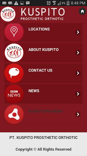 Kaki Palsu Klinik Kuspito OP|玩健康App免費|玩APPs