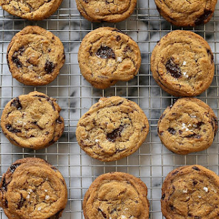 The Best Brown Butter Chocolate Chip Cookies