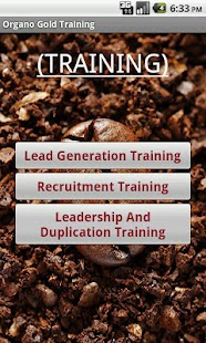 Organo Gold Business- screenshot thumbnail