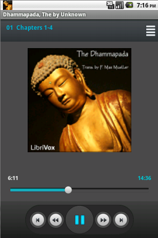 Audiobook: The Dhammapada