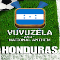 HONDURAS VUVUZELA and ANTHEM! logo