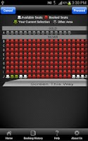 Screenshot of Q Cinemas