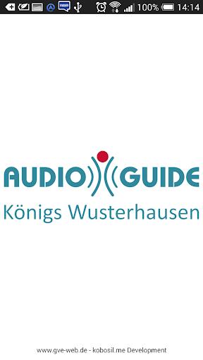 Audioguide Königs Wusterhausen