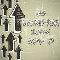 Icon App 8 Go Launcher EX icon