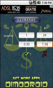 Price Comparator- screenshot thumbnail