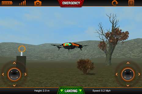 ARDrone Sim- screenshot thumbnail