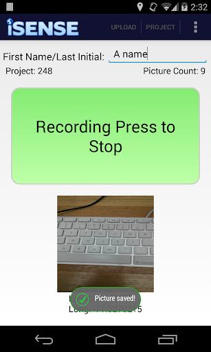 【免費教育App】iSENSE Pictures-APP點子
