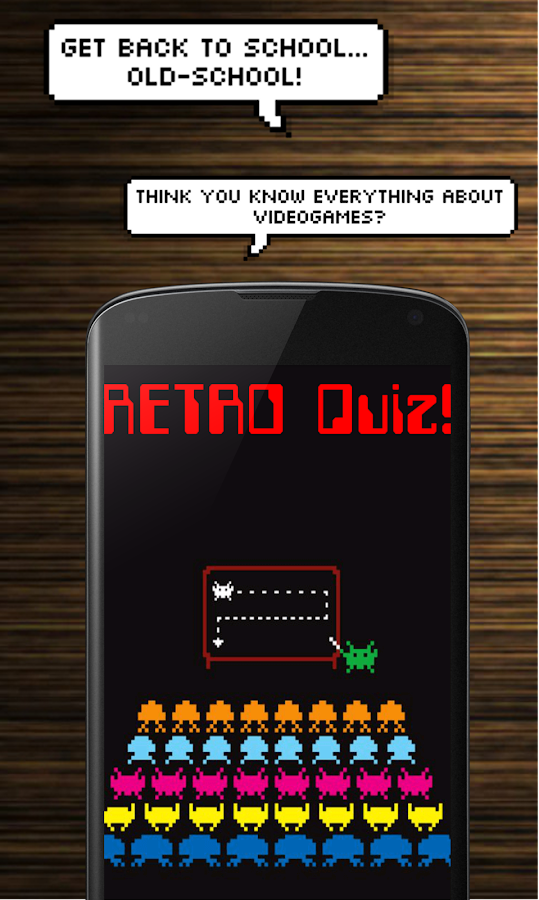 RetroQuiz: VideoGames - screenshot