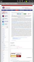 Screenshot of International Relations