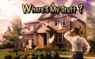 Screenshot of Where's My Stuff? *Free*