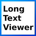 Long Text Viewer icon