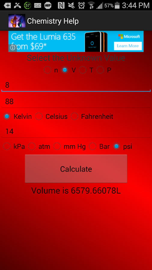 chemistry help gas laws android apps on google play chemistry help gas laws screenshot
