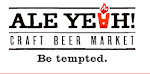Logo for Ale Yeah! Craft Beer Market