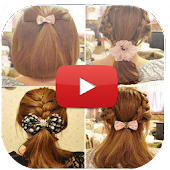Hairstyle Tutorials (Video)
