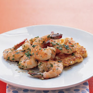 Shrimp with Garlic and Lemon.