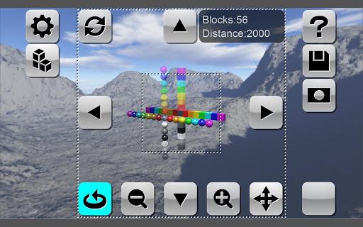 【免費娛樂App】箱庭BLOX (無料お試し版、3Dブロック遊び&アート)-APP點子