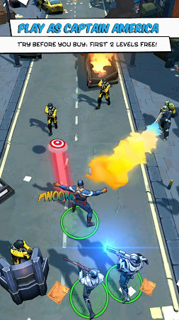 Captain America: TWS 1.0.3a screenshot 15103