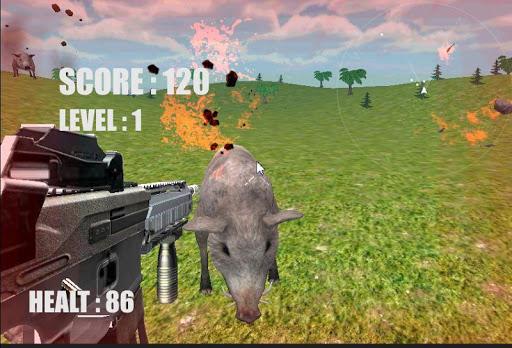 【免費動作App】公豬 射手-APP點子