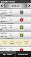 Screenshot of GOptions Binary Options