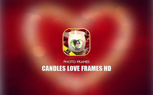 玩免費攝影APP 下載蜡烛爱相框HD app不用錢 硬是要APP