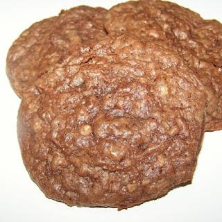 Brownie Mix Cookies.