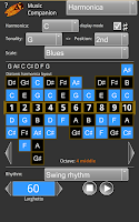 Screenshot of Music Companion Lite