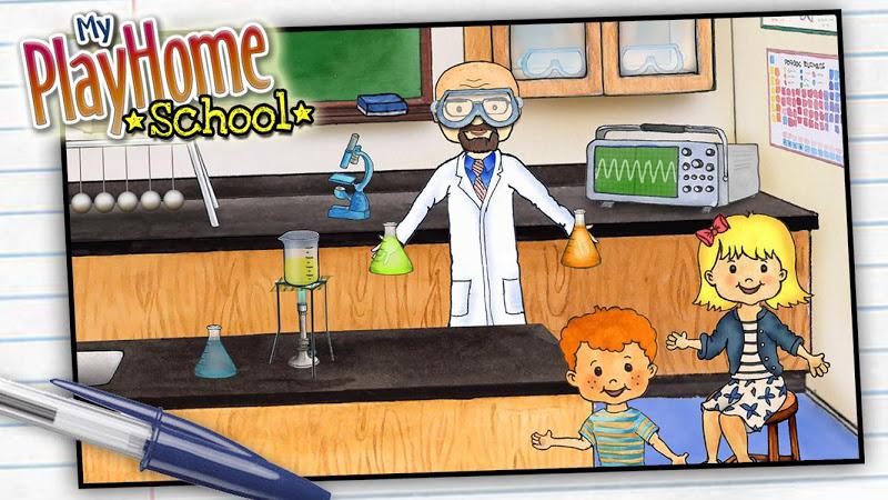 My PlayHome School Screenshot 0