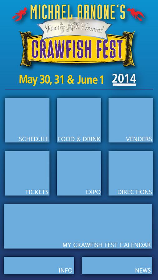 Michael Arnone's Crawfish Fest - screenshot