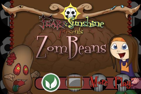 ZomBeans - screenshot