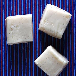 Vanilla Cream Fudge.