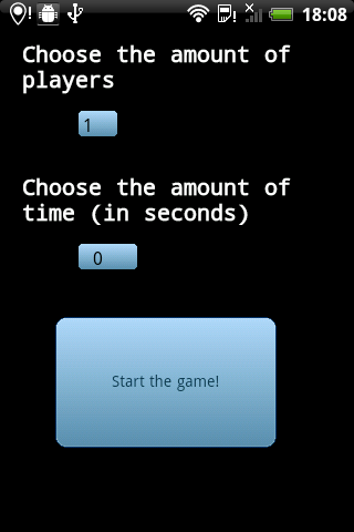 Board Game Timer