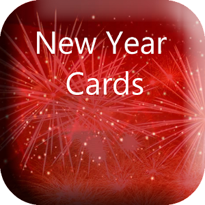 new year cards icon