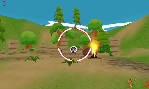 玩體育競技App|射箭比赛的弓和箭免費|APP試玩