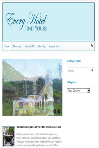 【免費旅遊App】Almost Every Hotel-APP點子