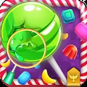 Candy Crunch - Hidden Object