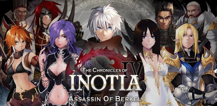 Inotia 4: Assassin of Berkel apk