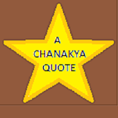 A Chanakya Niti Quote