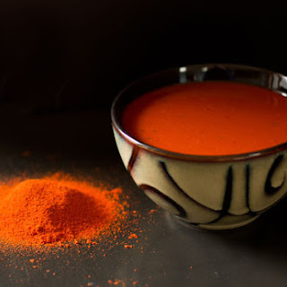 Red Chile Sauce from Powder