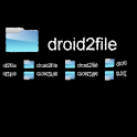 droid2file (File Manager) logo